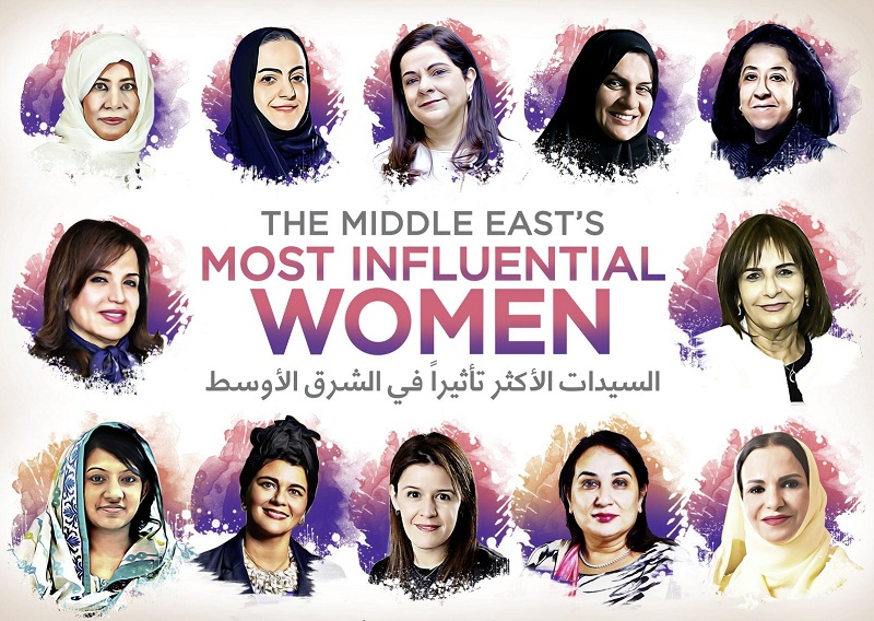 forbes middle east influential women 2018