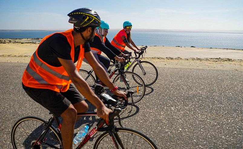 """Adventure Cycling Hub"" Road Biking"