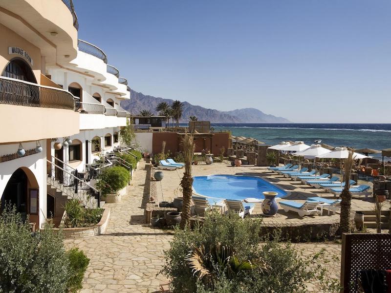 Coral Coast Hotel in Sinai