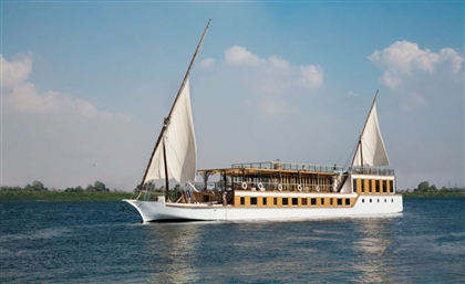 The Times Lists Egypt's Zein Nile Boast as Top Luxury Experience of 2021
