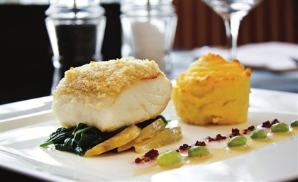 Celebrity Chef Brings the Best of Gourmet Italian Seafood to the Nile Ritz-Carlton's Vivo Ristorante