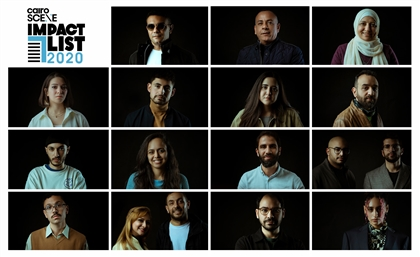 CairoScene's Impact List: The Egyptians Who Inspired in 2020
