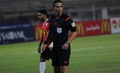 FIFA Picks Egyptian Referee Mahmoud Ashour to Join Tokyo 2020 Olympics