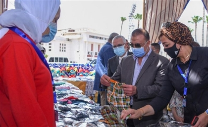 Alexandria to Collect Over 15,000 New Clothes to Donate to Children