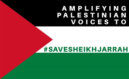 #SaveSheikhJarrah: Who to Follow, Share and Support