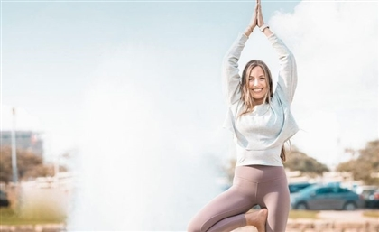 Flow for a Cause with Farah Nofal's Yoga Day for Palestine