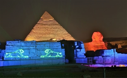 Orascom Invests EGP 200 Million in Revamped Sound & Light Show at Giza
