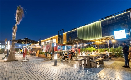 Foodies Flock to Sheikh Zayed for Qubix Co.'s New Food Hub