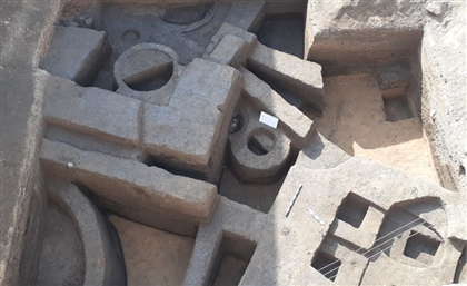 Ancient Greco-Roman Pottery Workshop Uncovered in Beheira