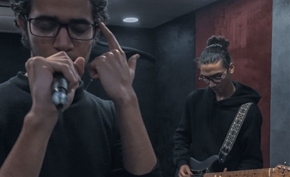 Egyptian Indie Band StormAlong Paint Retro Colours in 'Seasons'