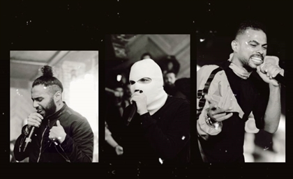 Abyusif, Abo El Anwar, Batistuta to Headline Cairo Rap Gig on Aug. 27