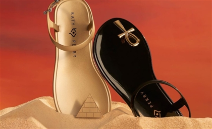 Katy Perry Releases Ancient Egypt Inspired Sandals