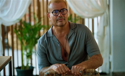 Amr Diab Releases Fashion Brand '34' Exclusively on Amazon.eg