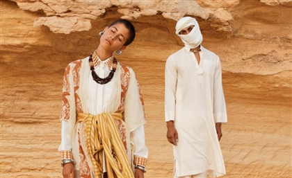 Ethereal Egyptian Fashion Label Udjat Draws from Ancient Traditions