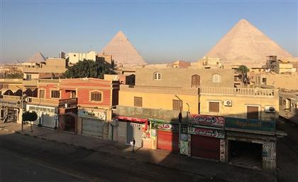 Nazlet El Semman Residents Relocated Ahead of Area's Major Renovation