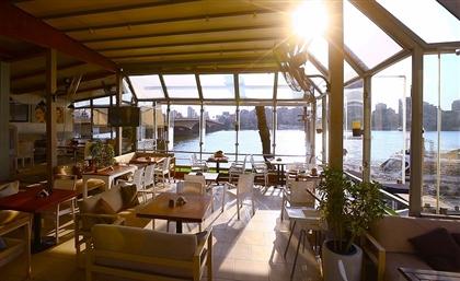 'Z' Cafe Opens in Zamalek in a Picture Perfect Nile-Side Spot