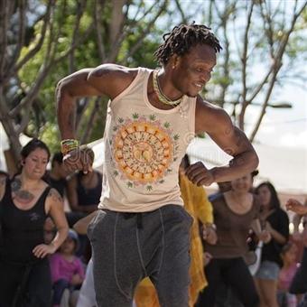 Afro Dancing
